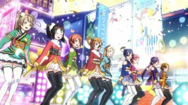 sinopsis Love Live! The School Idol Movie