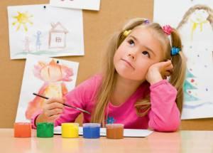 Муки детского творчества