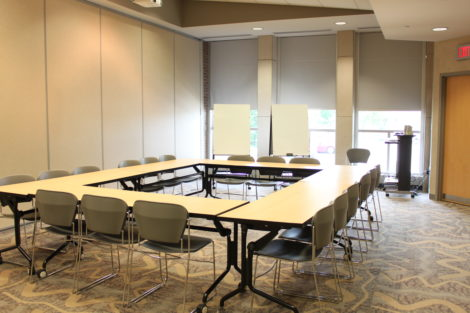 stage meeting room f180 - Conference Hall Interior Design