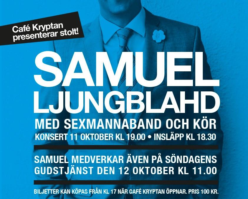 Samuel Ljungblahd till Helsingborg