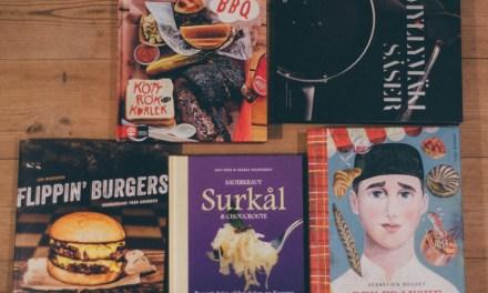 Kokböcker på rean