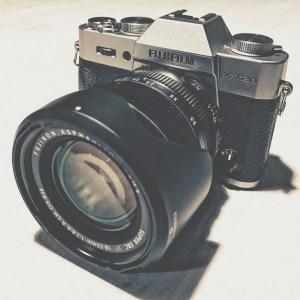 Fujifilm X-T20 + Fujinon XF 18-55/2,8-4 R LM OIS