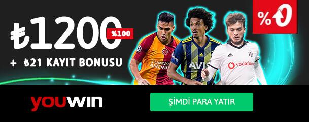 Youwin Bonus - Spor Hoş Geldin Bonusu