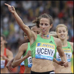 Uceny Conquers England