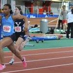 iHeps12 — Women's Sprints & Hurdles