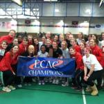 ECAC/IC4A Double Win