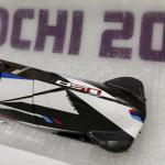 Greubel Eyes Olympic Podium After Day 1