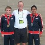 Three Tiger Medals in Kamloops