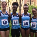 Columbia Claims DMR Record on Day 1 of Penn Relays