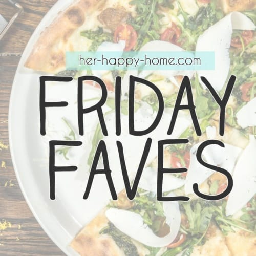 Friday Faves: Freebies, My New Favorite Restaurant, and Hobby Lobby Steals!