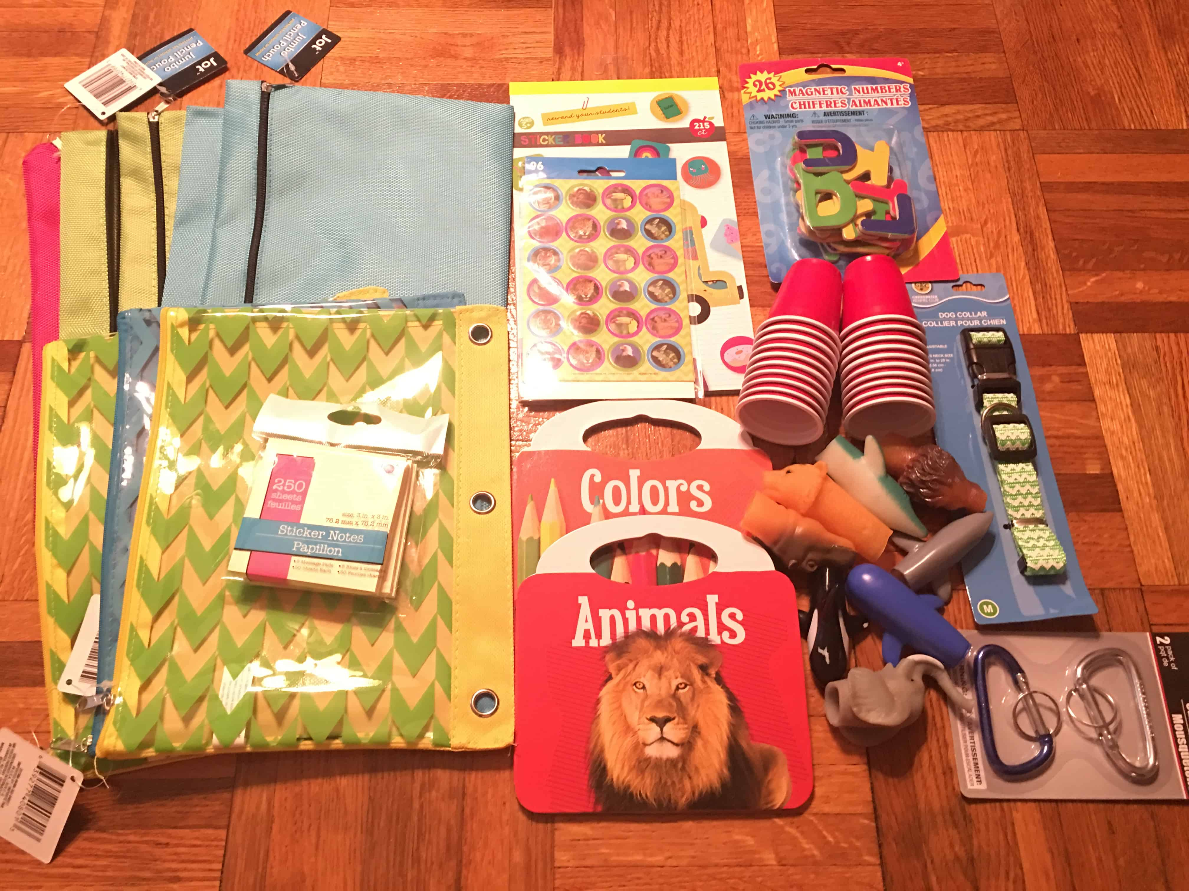 8 Toddler Busy Bags (for your busy toddler)