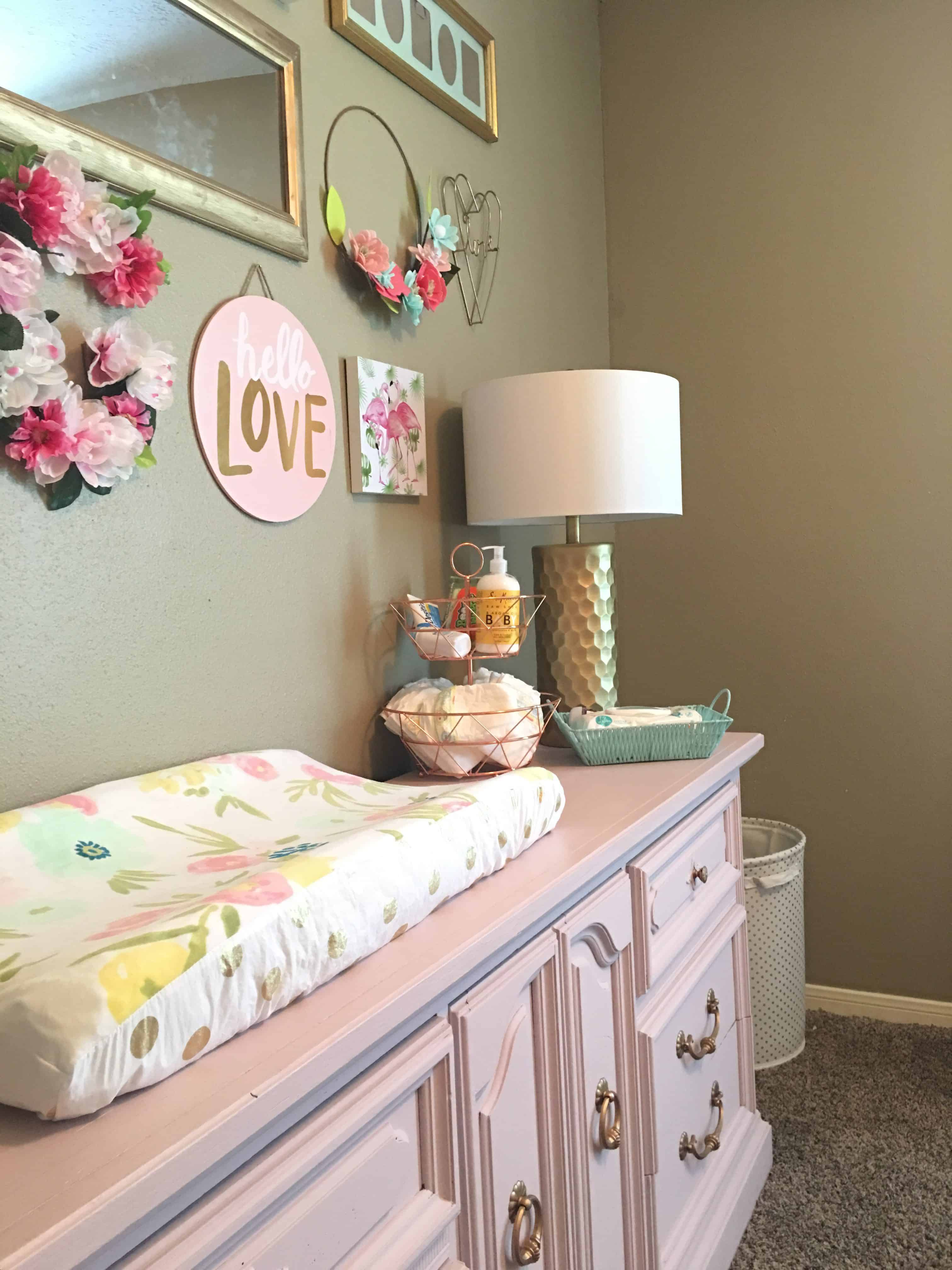 Goldie's Floral and Flamingo Nursery
