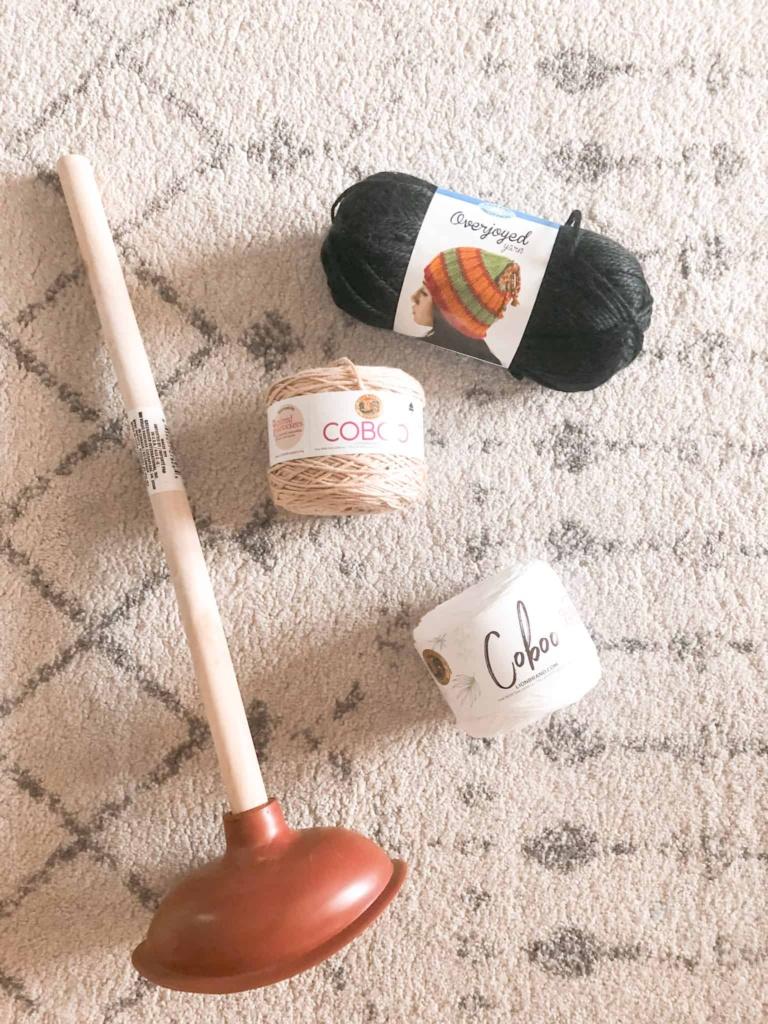 yarn art supplies