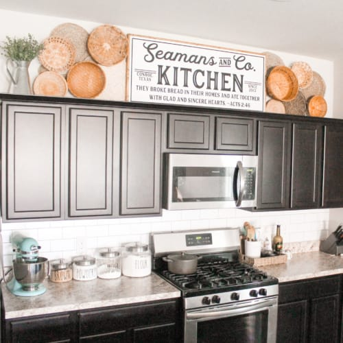 Budget-Friendly Modern Farmhouse Kitchen Accessories and Decor