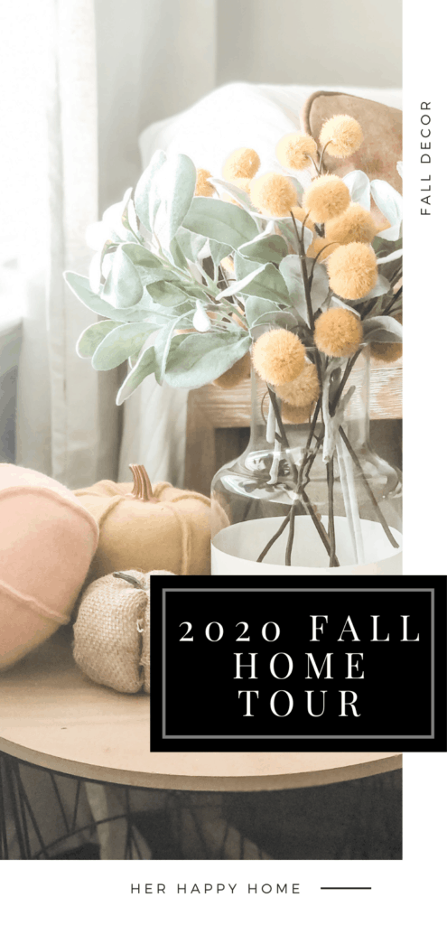 Fall Home Tour