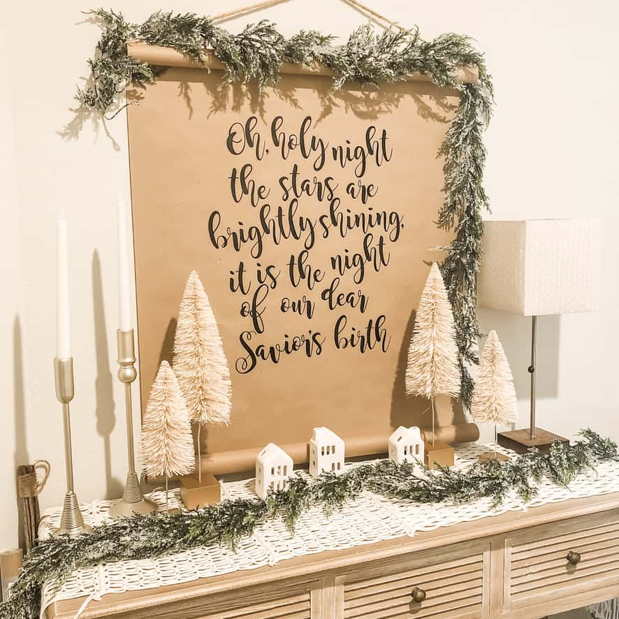 oh holy night svg file free