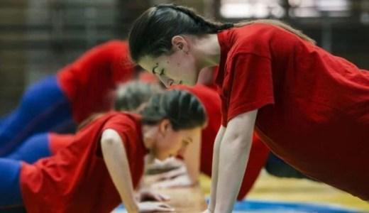 自衛隊に入隊する前に筋トレで体力をつけておくべきか?