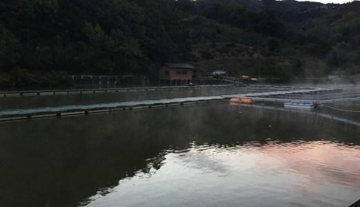 隠谷池(2015.11.1)