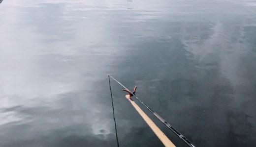 初釣り 丸池へ(2018.02.12)