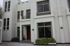 Lovely 4 bedroom semi furnished villa is available for rent in Saar – Villas for rent in Bahrain