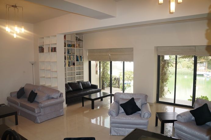 Extended Living Area