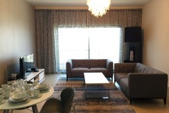 Bright and stylish, fully furnished 1 bedroom apartment available for rent in Amwaj Islands-Rent apartment Bahrain