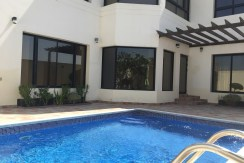 Spacious 4 BR villa with a private pool is available for rent in Saar-Villas For Rent In Bahrain