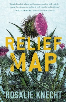 Relief Map, by Rosalie Knecht
