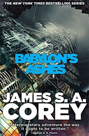 Babylon's Ashes, by James S.A. Corey