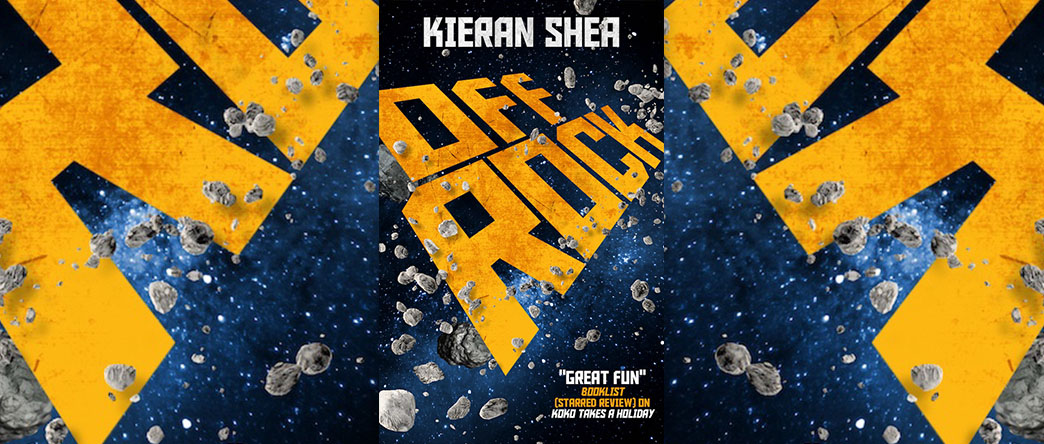 Off Rock, by Kieran Shea