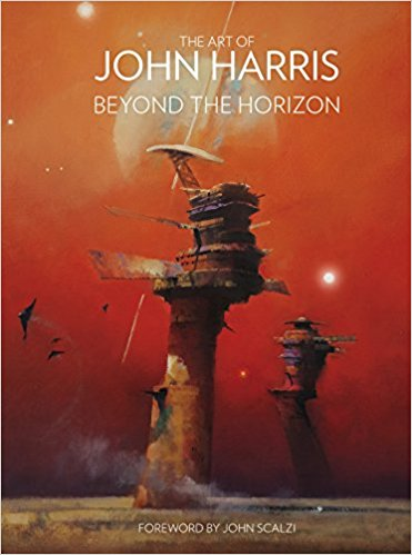 Beyond The Horizon, John Harris