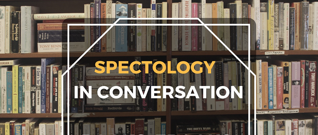 In Conversation: Books, Ebooks, & Audio Books; or, How Aesthetics Drive Reading Choices