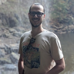 Kevin Kelsey at Petit Jean State Park