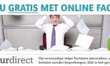 Gratis online factureren en inkoopfacturen inscannen
