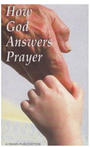 booklet How God Answers Prayer