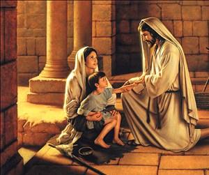 Jesus' healings