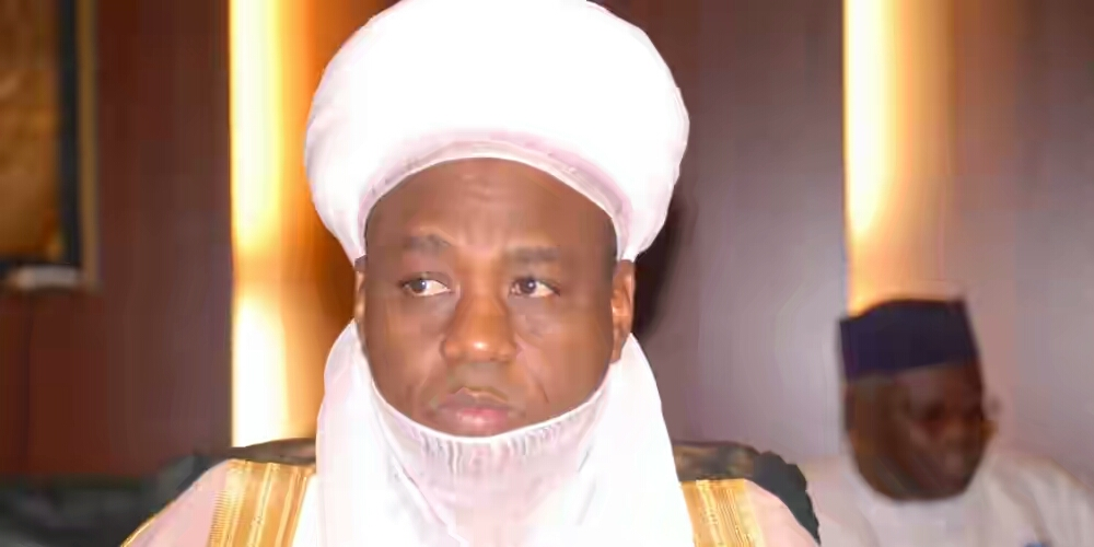 Sultan of Sokoto Alhaji Muhammad Saad Abubakar Biography - Sultan suggests home grown solutions to security challenges