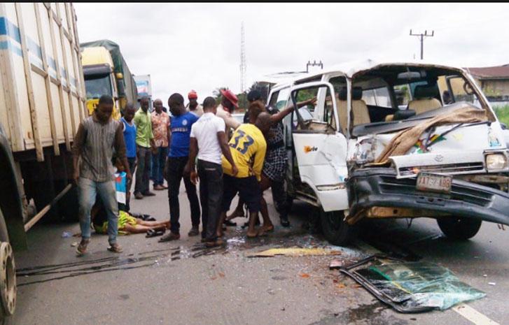 Motorists Lagos Abeokuta Papa Itori Ewekoro