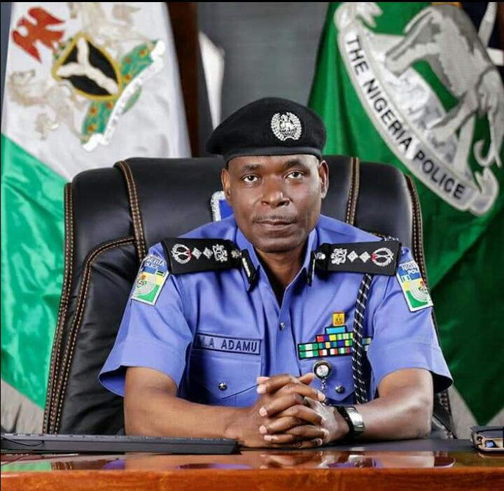 Acting Police IG Adamu Mohammed - Katsina CJ warns judges against corruption