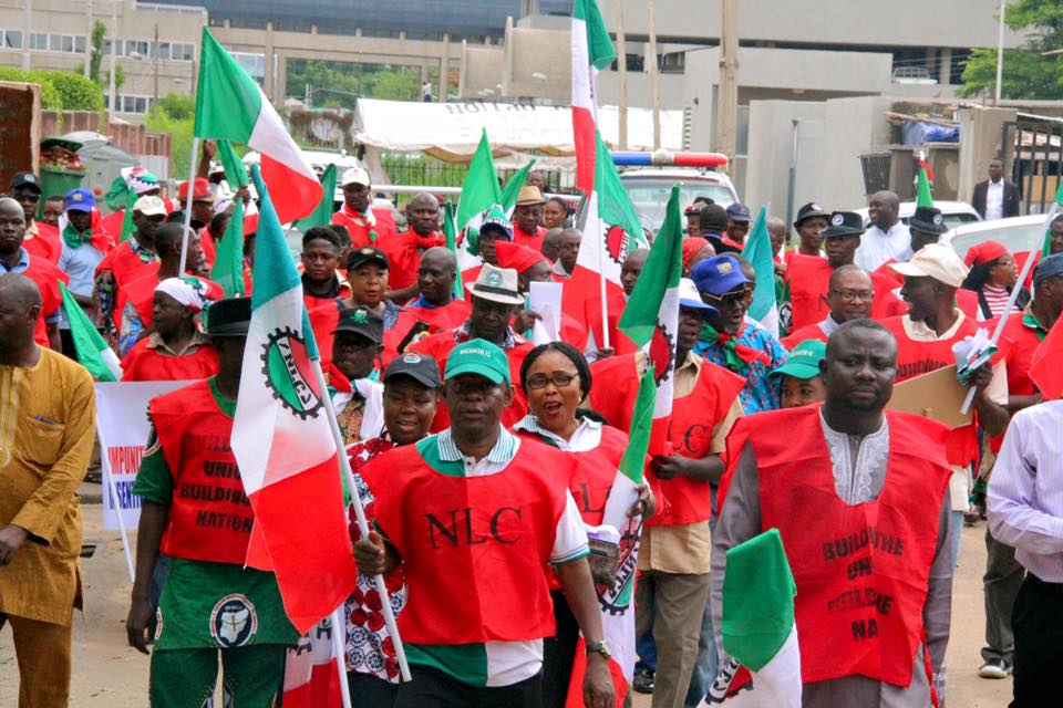 NLC - Minimum Wage: Delta NLC suspends strike