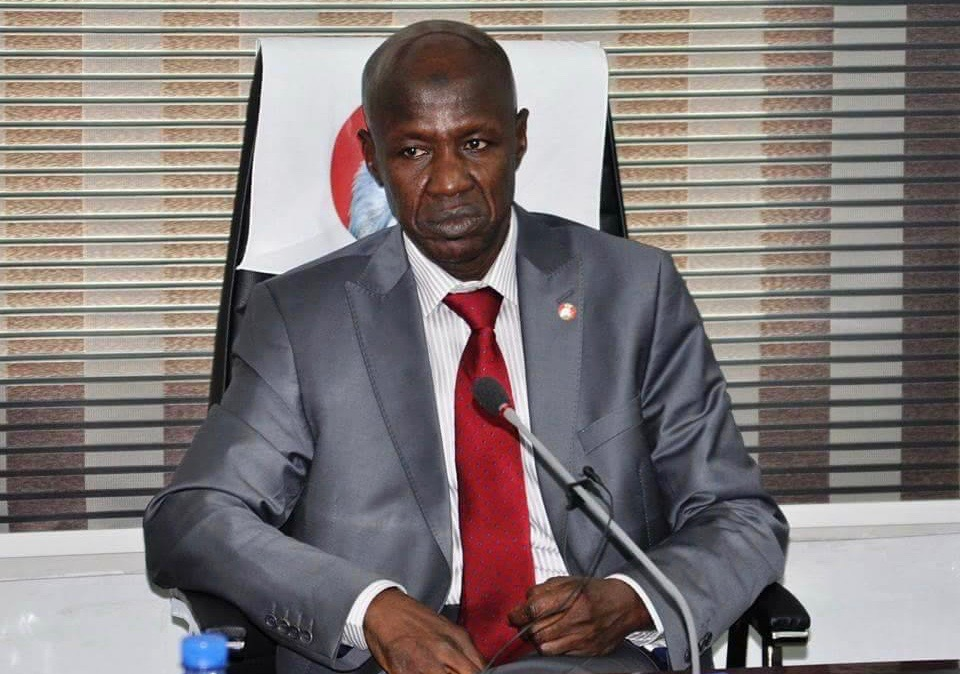magu efcc 1 - Foreign trip: President did not relegate VP–aide