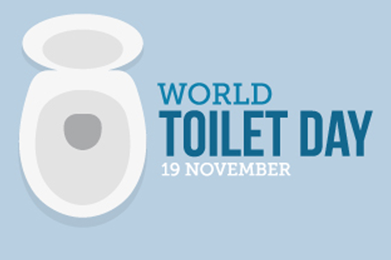 World Toilet Day Plateau