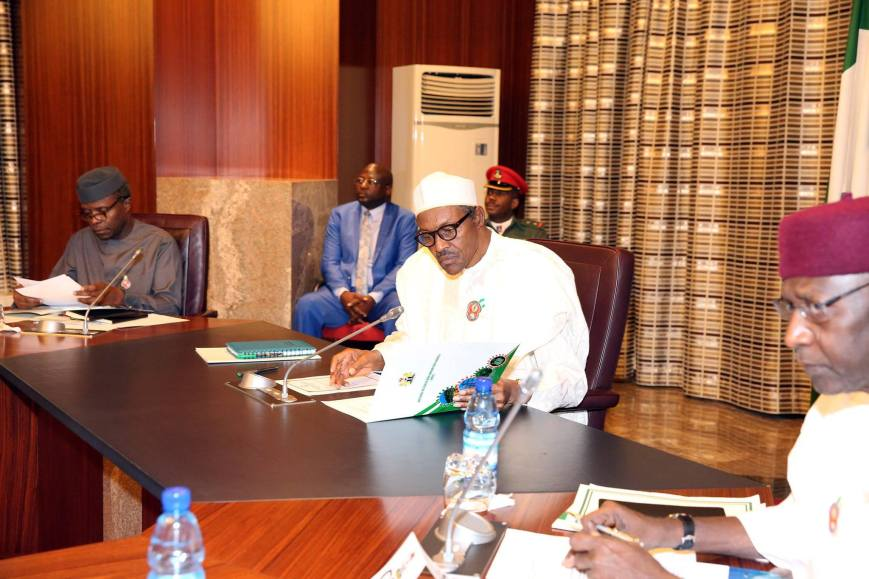 N500M BRIBE!!! EVIDENCE AGAINST BUHARI'S CHIEF OF STAFF EXPOSED – SEE WHAT BUHARI DID NEXT