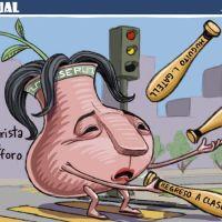 Malabarista de semáforo