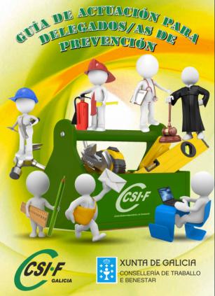Guía de actuación para delegados de prevención