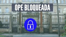 Bloqueo OPES
