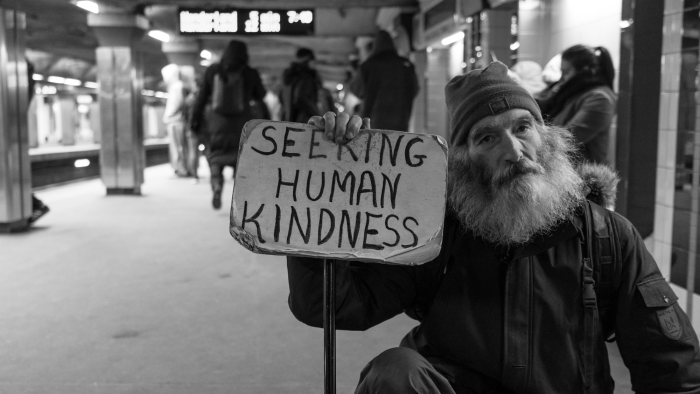 goodness of humanity