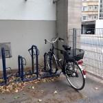 Fahrradständer ohne mein Fahrrad