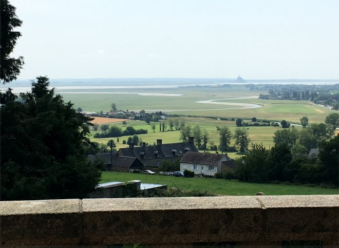 Mont Saint Michel von Avrances