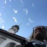 Wangen mit blauem Himmel